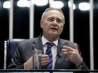 Renan diz que não é candidato à presidência do Senado em 2017