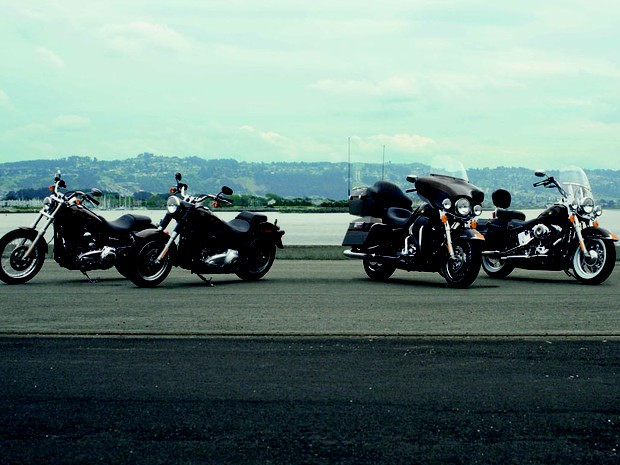 A edição de 110 anos terá unidades limitadas em todo o mundo (Foto: Harley-Davidson)