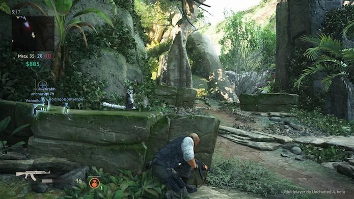 Habilidades sobrenaturais diversificam o gameplay (Foto: Reprodução/Victor Teixeira)