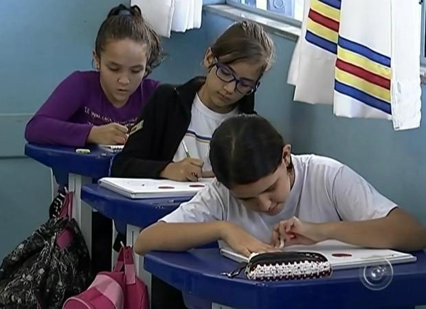 Escolas municipais de Cerquilho devem adotar ensino integral (Foto: Reprodução/ TV TEM)