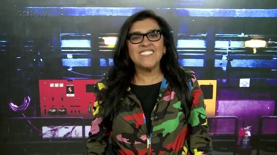 Regina Casé responde a rapidinhas sobre o 'Esquenta!' e dá três motivos para não perder o programa