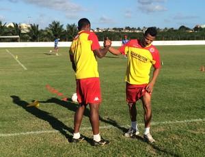 Adriano Pardal América-RN Max (Foto: Carlos Cruz/GloboEsporte.com)