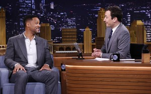 Jimmy Fallon e Will Smith