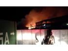 Bombeiros controlam incêndio em empresa offshore de Macaé, no RJ