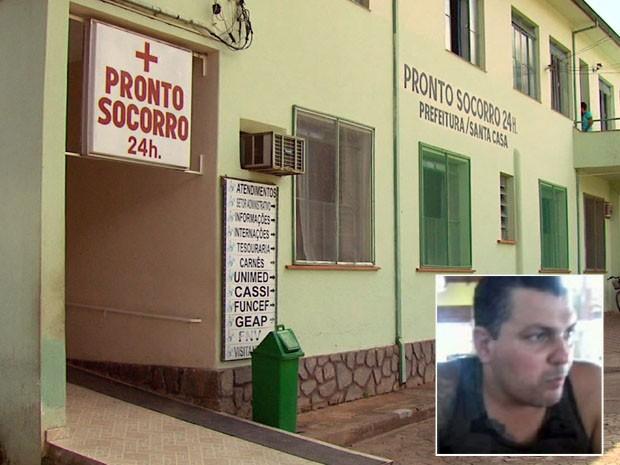 Homem de 39 anos morre após procurar hospital por cinco vezes em Itanhandu (Foto: Reprodução EPTV)
