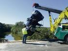 Pai de vítima de acidente na ponte do Rio Jucu diz que 'pressentiu'