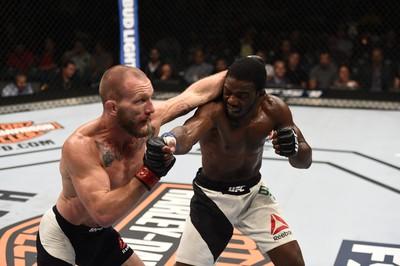 Fernando Açougueiro, Gray Maynard, UFC, TUF 23 Finale, MMA (Foto: Getty Images)