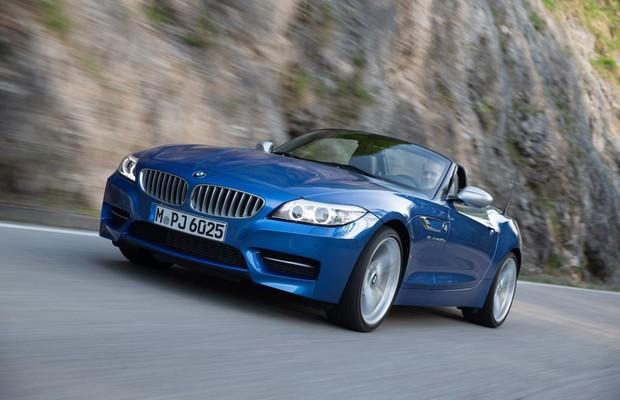 BMW Z4 (Foto: Divulgação)