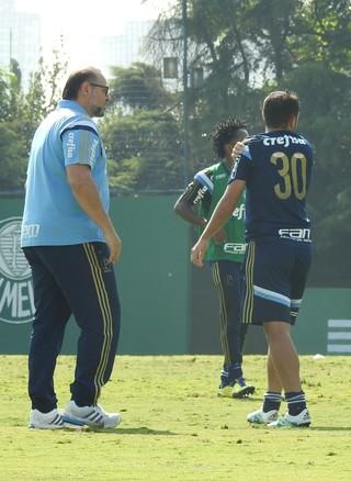 Régis Palmeiras ombro (Foto: Tossiro Neto)