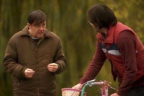 Derek: segunda temporada ainda mais emocionante (Foto: Reprodução)