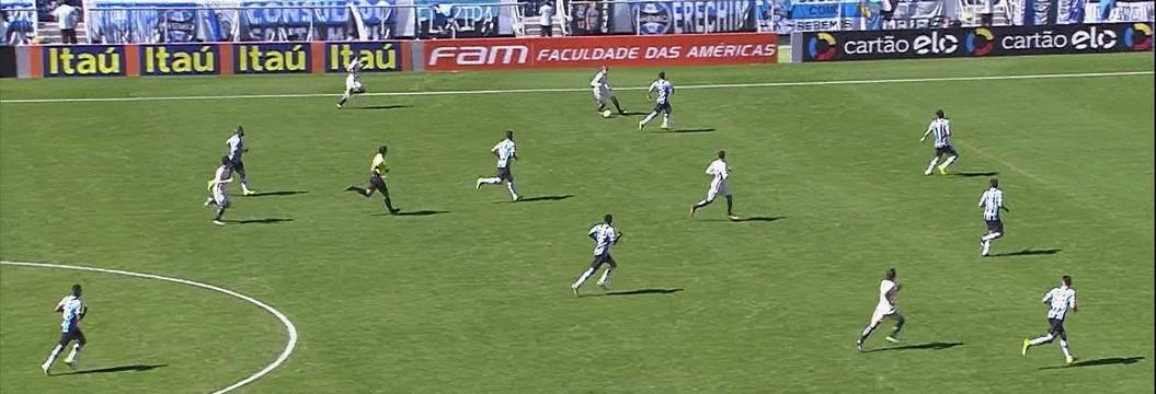 Grêmio x Corinthians - Campeonato Brasileiro 2016 - globoesporte.com 9f23d67d02ca6