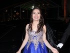 Milena Melo, a Manuela de 'Malhação', reúne elenco na festa de seus 14 anos