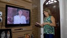 ESTV1 falou sobre o desligamento do sinal analógico na GV (Divulgação/ TV Gazeta)
