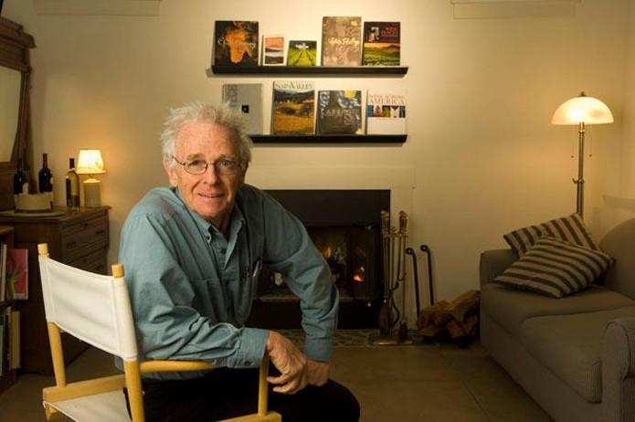 Charles O'Rear, fotógrafo do papel de parede mais famoso do mundo, o Bliss do Windows XP (Foto: Reprodução/Charles O'Rear)