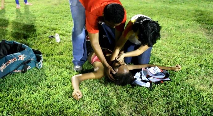 Neuma Flamengo-PI (Foto: Josiel Martins/GloboEsporte.com)