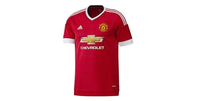 Camisas Manchester united