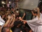 Claudia Leitte chega ao trio no seu quinto dia de carnaval em Salvador