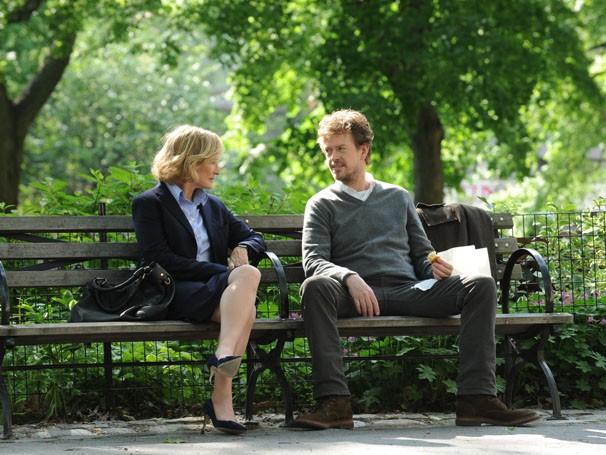 Boorman faz uma oferta para Patty (Foto: Divulgação / Sony Pictures Television)