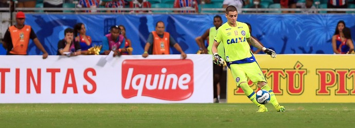 Jean; Bahia (Foto: Felipe Oliveira/EC Bahia/Divulgação)