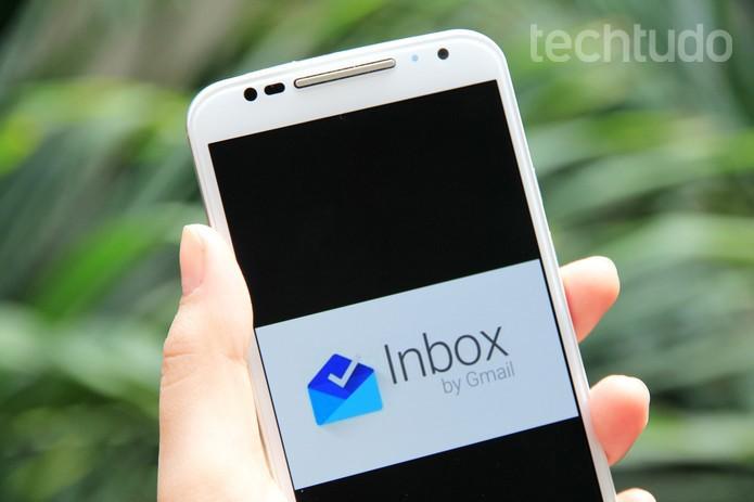 Inbox by Gmail: veja os principais recursos do serviço (Foto: Anna Kellen/TechTudo)