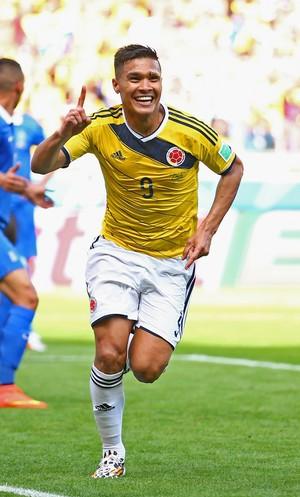 Na Colômbia, Teo Gutiérrez usa tom de despedida ao falar do River Plate