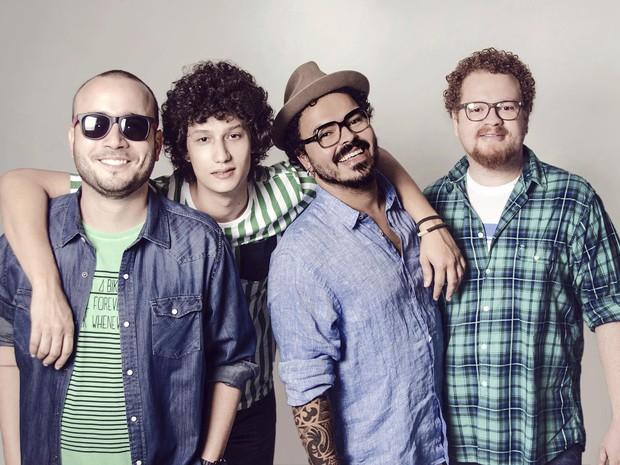 A banda Babuina apresenta músicas do primeiro disco (Foto: Divulgação)