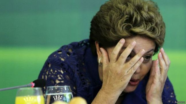 Dilma Rousseff (Foto: Reuters)
