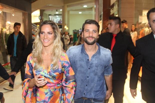 Giovanna Ewbank e Bruno Gagliasso  (Foto:  Leo Franco e Thiago Duran/AgNews)