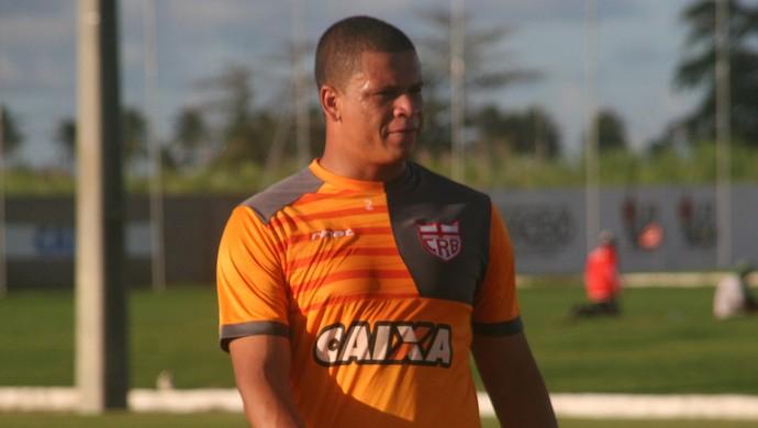 Juliano CRB (Foto: Douglas Araújo/Assessoria do CRB)