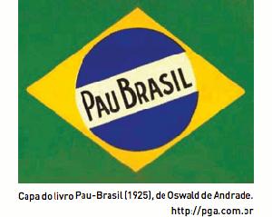 Pau-Brasil, de Oswald de Andrade (Foto: Reprodução/UERJ)