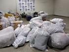Quase 2 t de produtos irregulares são apreendidas na Dutra, em Itatiaia, RJ