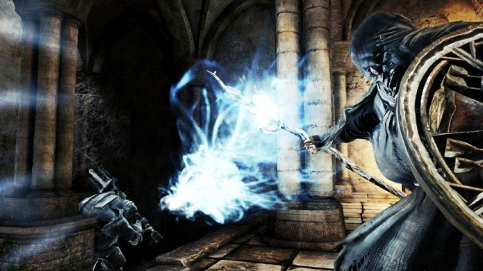 Soul Arrow continua sendo uma das magias mais eficiente (Foto: Divulgação)