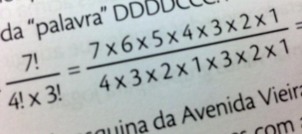 Acabe com o medo de Matemática (Foto: Divulgação)