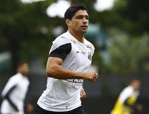 Renato Santos (Foto: Ricardo Saibun / Divulgação Santos FC)