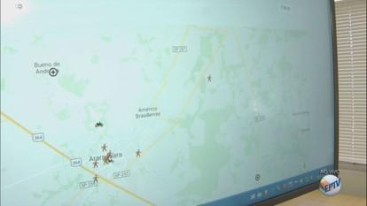 Governo de SP cria sistema capaz de mostrar localização exata de acidentes