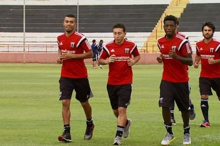 Gilmak, Guaru e Francis (Foto: Antônio Luiz/EPTV)