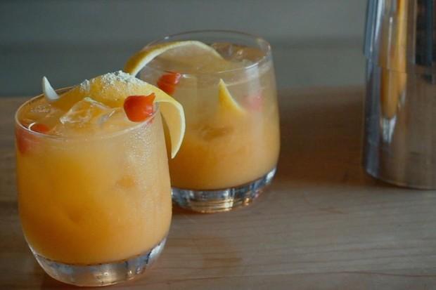 Radice, drink de Jean Ponce (Foto: Reprodução)
