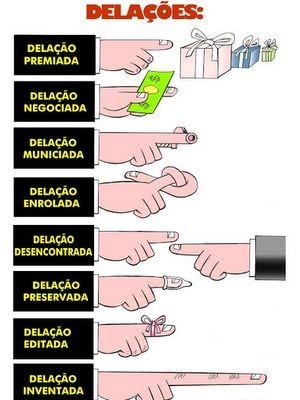 Obra de cartunista brasileiro foi a vencedora da categoria corrupção (Foto: Carlos Alberto Paes)