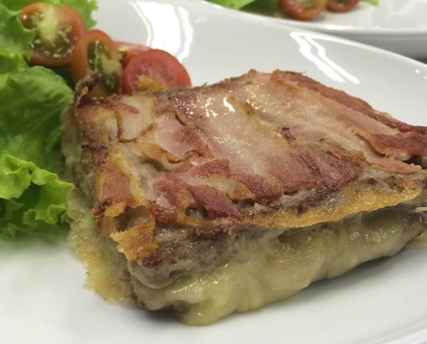 Sanduíche de Carne (Foto: Mais Você/TV Globo)