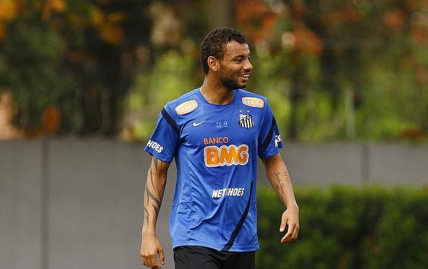 João Pedro Santos (Foto: Ivan Storti/Divulgação Santos FC)