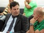 """Taubaté marca eleições para agosto, e Hélio quer continuar: """"Estou disposto"""""""