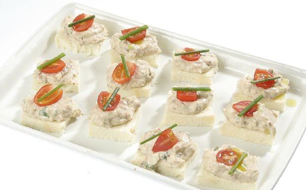 Cozinheiros em Ao - 3 temporada - Ep. 6 - Canap de sardinha com maionese (Foto: Adalberto de Melo