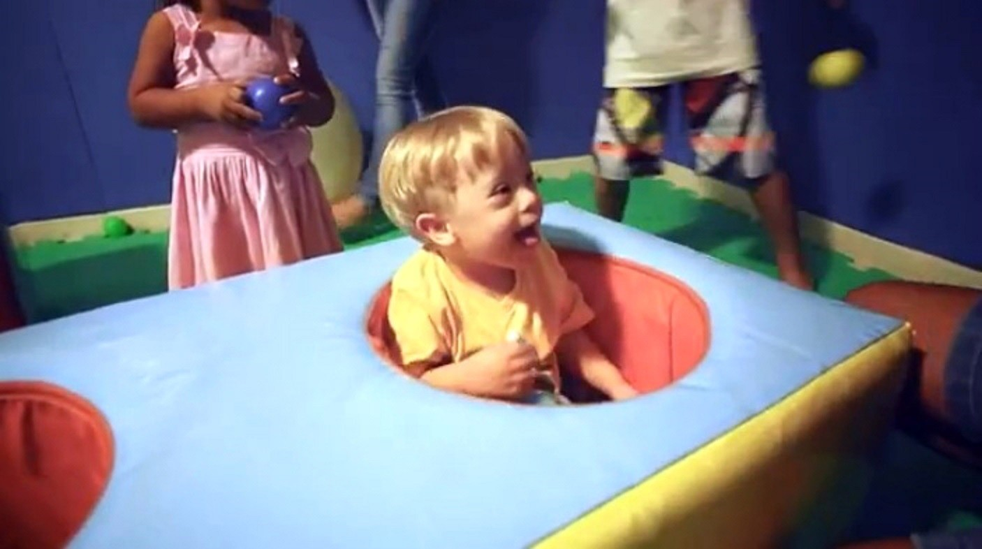 Filhos com Síndrome de Down são transformadores (Foto: Divulgação)