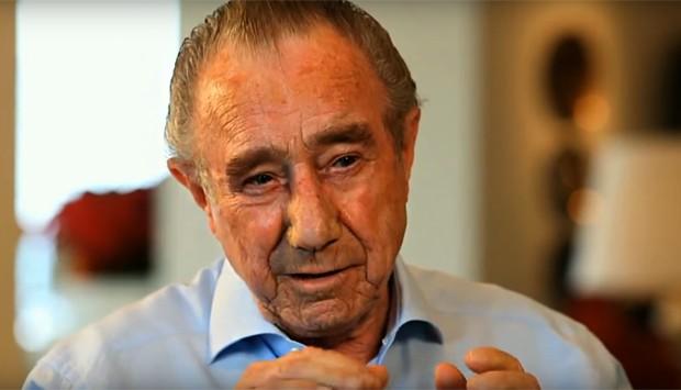 José Batista Sobrinho, conhecido como Zé Mineiro (Foto: Reprodução/YouTube)