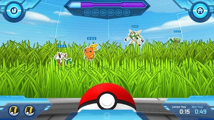 Camp Pokémon é destinado ao público infantil (Foto: Divulgação)
