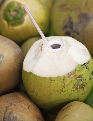 euatleta agua de coco (Foto: Getty Images)