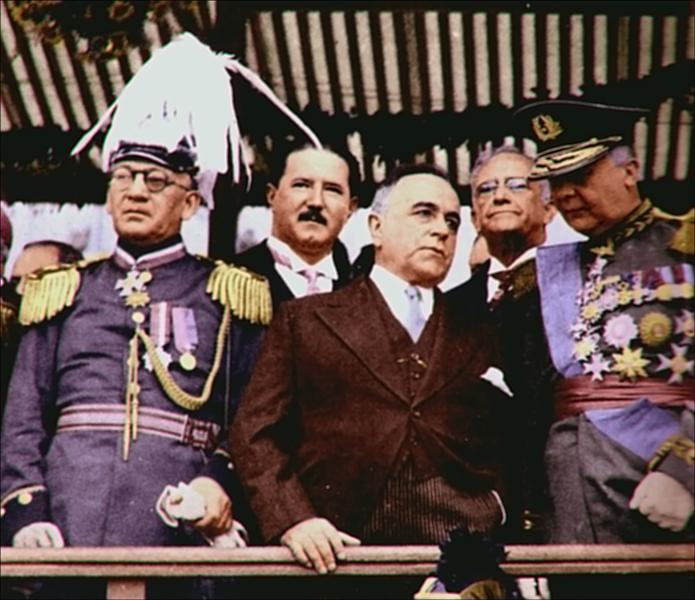 Presidente Getúlio Vargas foi quem começou a celebrar o Dia do Trabalhador (Foto: Wikimedia Commons) (Foto: Presidente Getúlio Vargas foi quem começou a celebrar o Dia do Trabalhador (Foto: Wikimedia Commons))