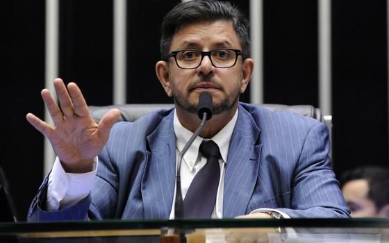O deputado Fábio Ramalho (PMDB/MG) (Foto: Luis Macedo/Câmara dos Deputados)