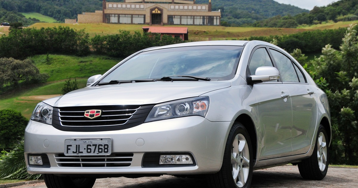 Auto Esporte Chinesa Geely Interrompe Operacoes No Brasil