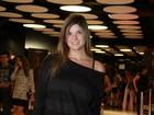 Cristiana Oliveira está namorando ator 18 anos mais jovem, diz fonte